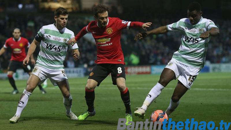 MU vs Yeovil hôm nay 27/12018 FA Cup
