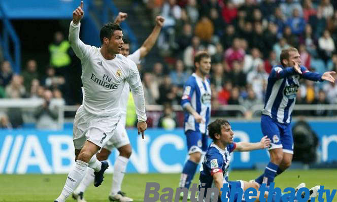 Real vs Deportivo tối nay 21/1/2018 La Liga