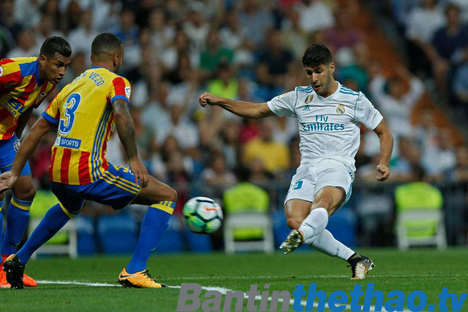 Real vs Valencia tối nay 27/1/2018 La Liga