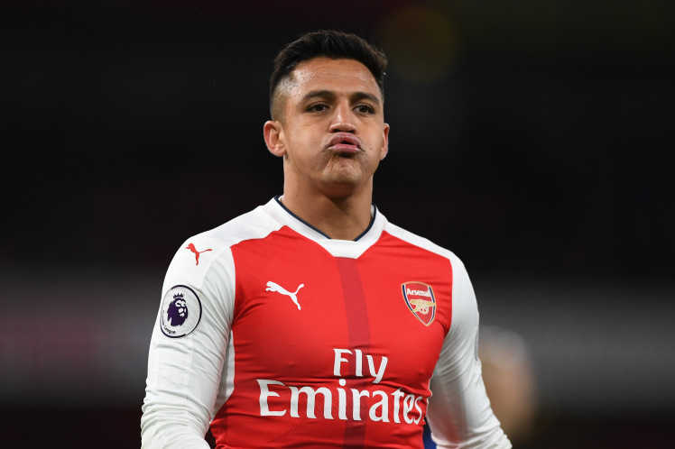 Man City quyết định rút lui khỏi thương vụ Alexis Sanchez