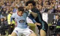 Marcelo thất vọng khi Real không thể có được chiến thắng trước Celta Vigo