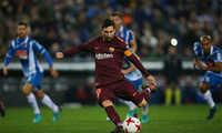 Messi đá hỏng penalty, Barca chấm dứt chuỗi trận bất bại