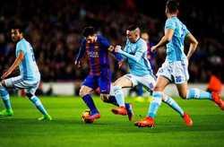 Messi chói sáng, Barca vùi dập Celta Vigo