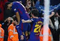 Messi tỏa sáng, Barca gia tăng cách biệt La Liga