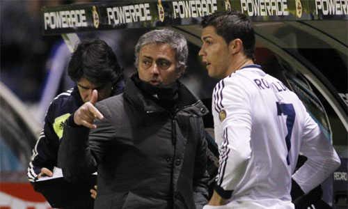 Mourinho bật đèn xanh cho Ronaldo trở lại Old Trafford