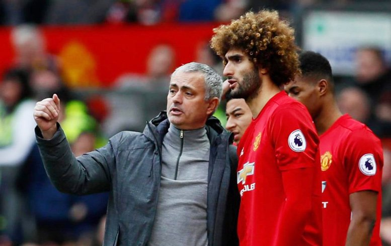 Mourinhoquyết tâm giữ Fellaini