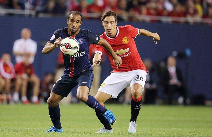Lucas Moura trong tầm ngắm Mourinho