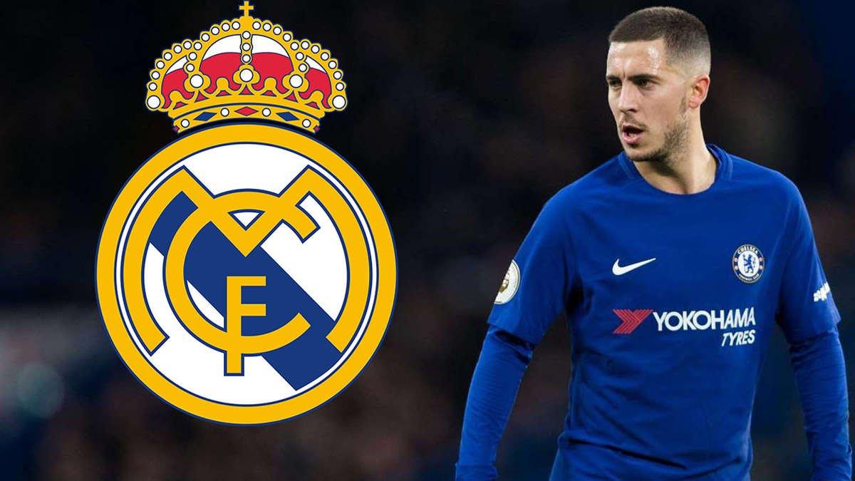 Real Madrid quyết mua Hazard để đấu Barca