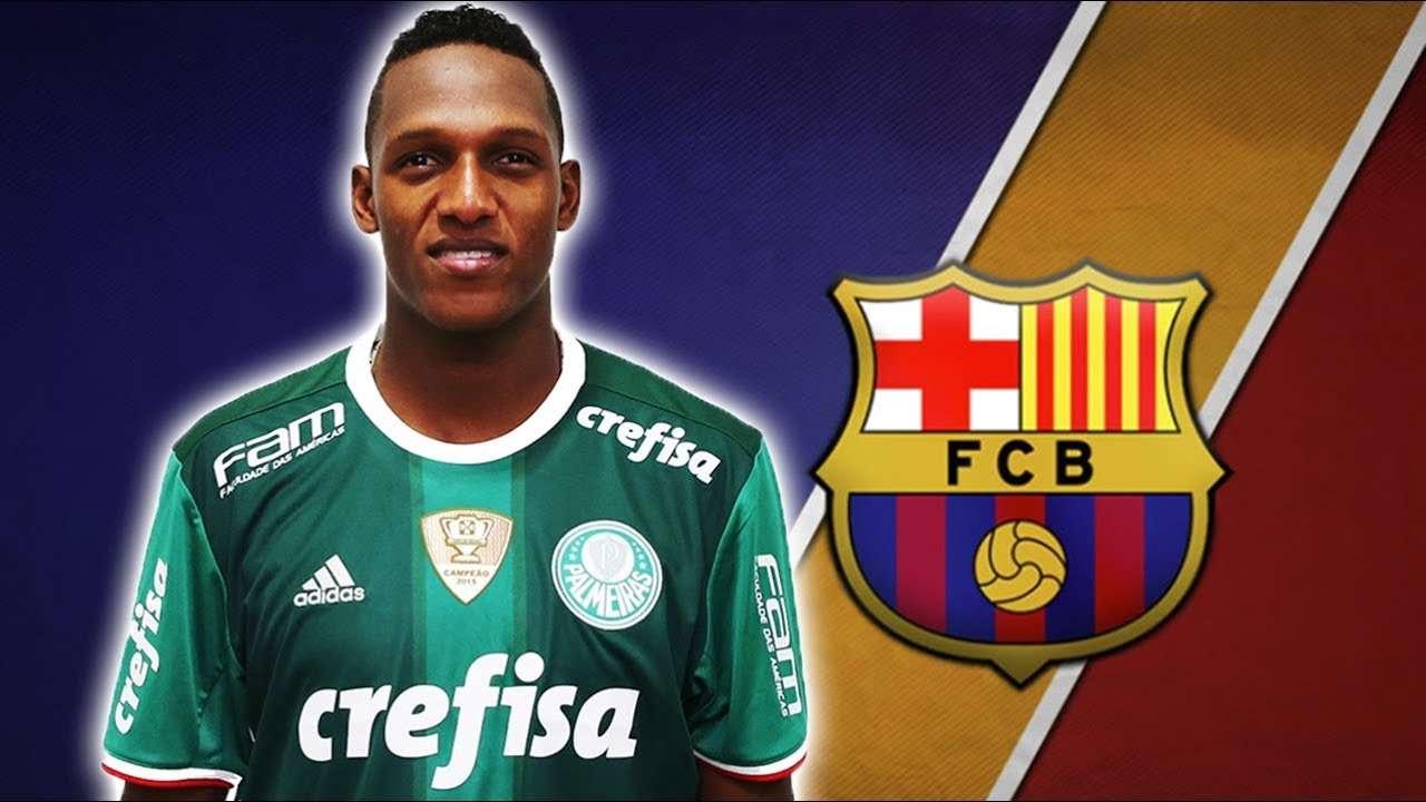 Sau Coutinho, Yerry Mina sẽ là tân binh tiếp theo của Barca