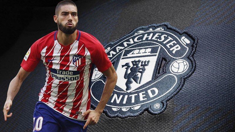 MU đang muốn giải cứu Carrasco khỏi Atletico