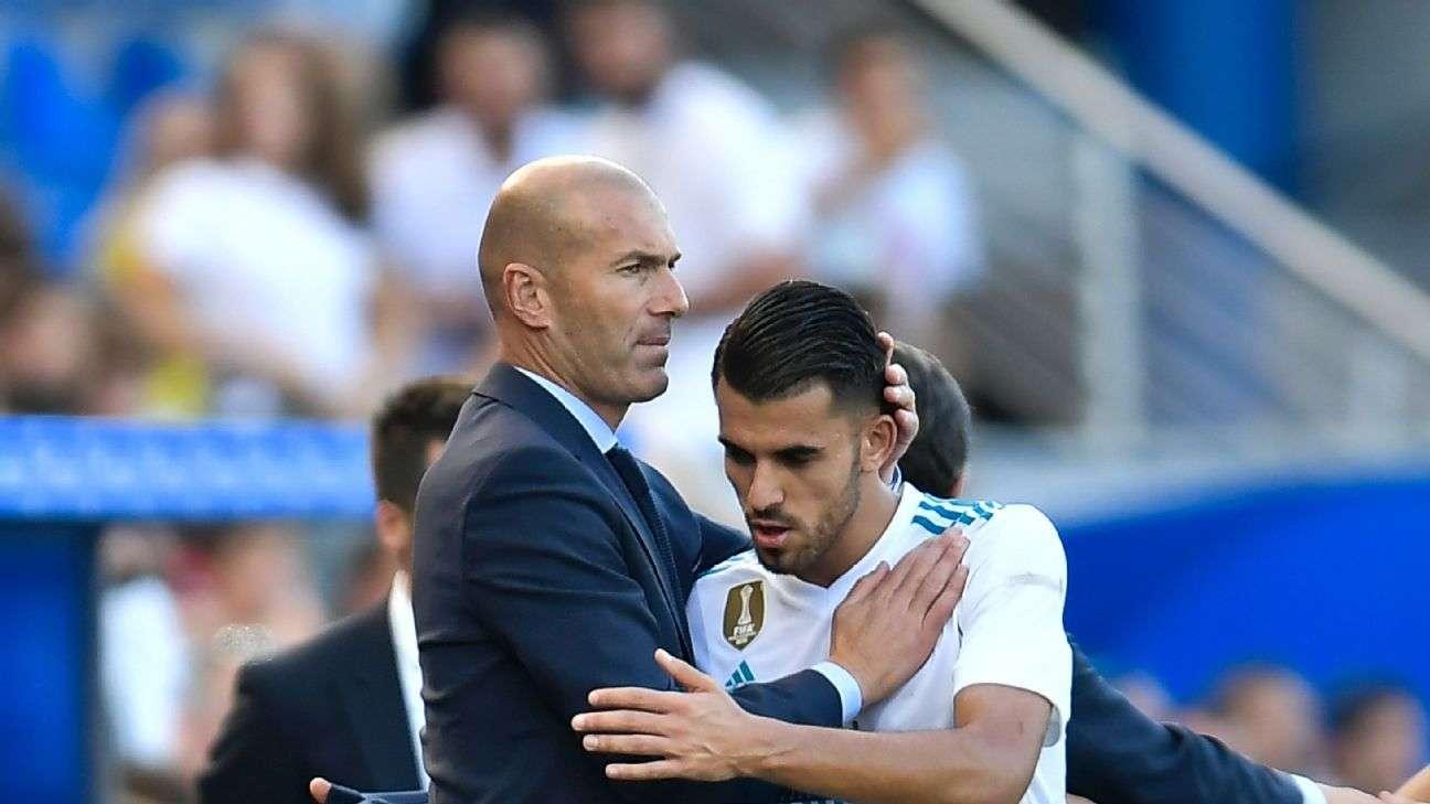 Juventus có kế hoạch giải cứu Ceballos
