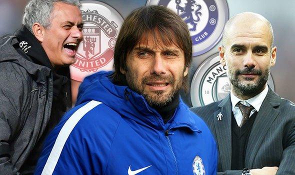 Conte ghen tị với Mourinho và Pep