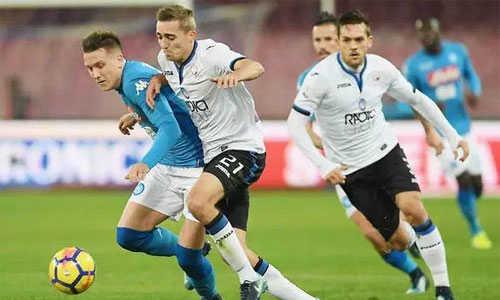 Napoli sớm rời cuộc chơi tại Cup Italy