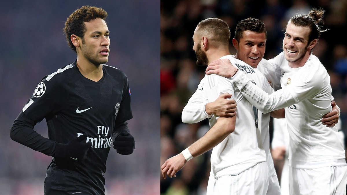 Ronaldo ra đi, Neymar sẽ đến Real, MU mua sao trẻ