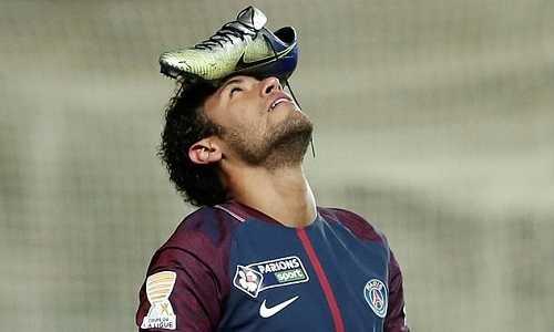Neymar hành động lạ, PSG vào bán kết Cup Liên đoàn Pháp