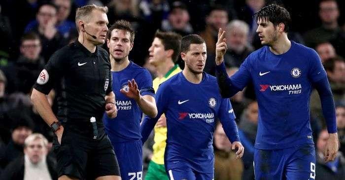 Chelsea sẽ không có Morata
