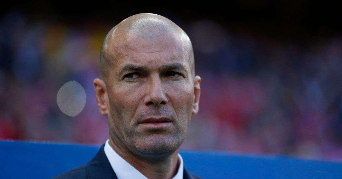 Perez đang không hài lòng với Zidane