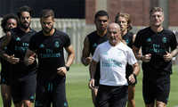 Real Madrid chuẩn bị bài tập thể lực đặc biệt để đối phó PSG
