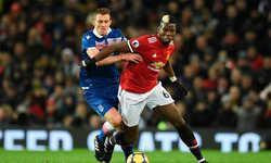 Pogba vươn lên nhóm dẫn đầu danh sách kiến tạo ở Premier League