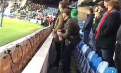 CĐV của Middlesbrough bị bắt khi tiểu tiện vào chai nước của thủ môn đội khách