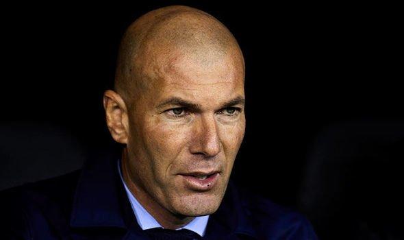 Zidane đang đứng trước nguy cơ bị sa thải