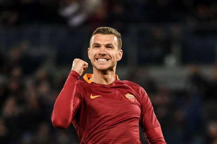 Roma đã từ chối lời đề nghị của Chelsea về trường hợp của Edin Dzeko