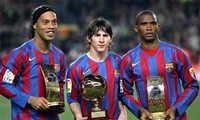 Ronaldinho giã từ sự nghiệp cầu thủ
