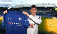 Chelsea ra mắt tân binh kế tục Lampard với giá rẻ