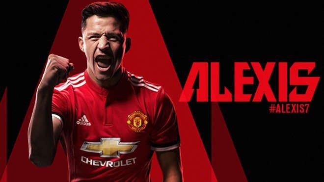 Alexis Sanchez tỏ rõ rất sẵn sàng cho ngày ra mắt.