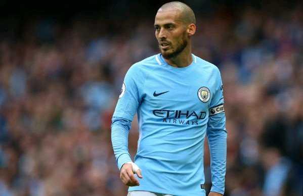Sau Jesus và De Bruyne, Man City nhận thêm tin xấu về David Silva
