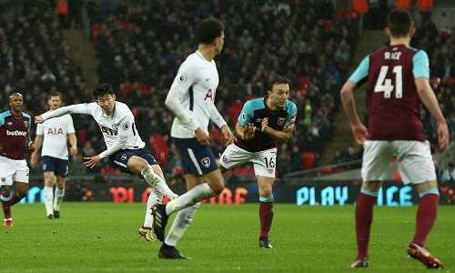 """Tottenham là đội bóng xuất sắc nhất chặng """"Tourmalet"""""""