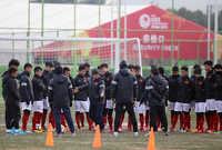 HLV Park lệnh U23 ViệtNamphải quên trận thắngAustralia