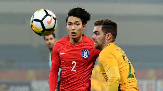 U23 Hàn Quốc đánh bại U23 Australia