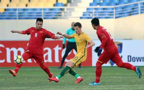 Đánh bại Australia, Việt Nam có trận thắng đầu tiên ở giải U23 châu Á