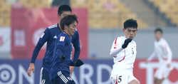 U23 Nhật Bản giành ngôi đầu bảng, U23 Thái Lan chia tay giải đấu