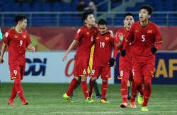 Thủ tướng Nguyễn Xuân Phúc gửi thư chúc mừng chiến tích của U23 Việt Nam