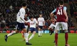 Kane tịt ngòi, Tottenham cầm hòa West Ham