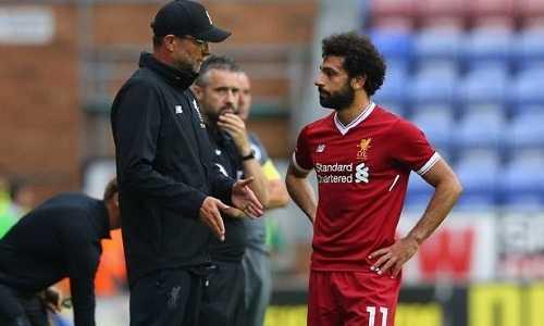 Klopp nói rằng khả năng ghi bàn của Salah không được các nhà tuyển trạch của Liverpool điền vào hồ sơ