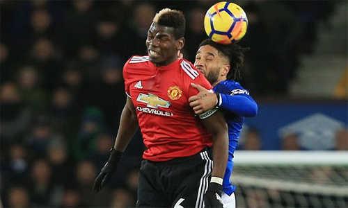 """Pogba: """"Chiến thắng 2-0 trước Everton có ý nghĩa quan trọng với Man United"""""""