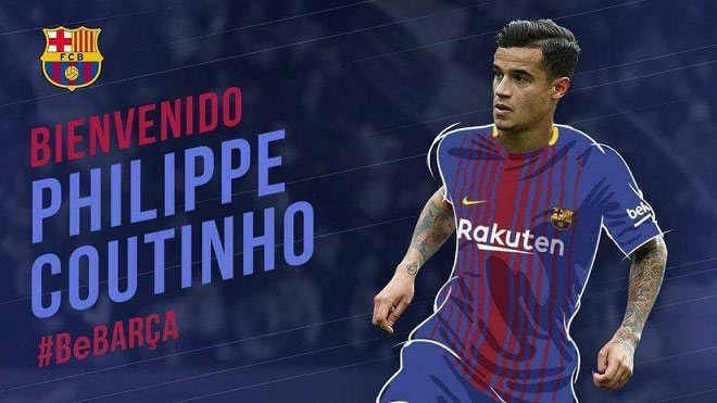 Mỗi tuần một câu chuyện: Coutinho đến Barca. Vì chúng ta cần nhau!