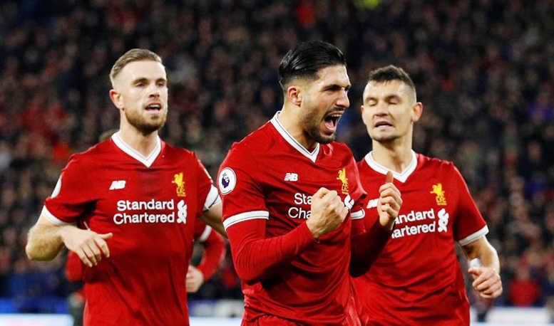Hàng công tỏa sáng, Liverpool thắng rửa mặt