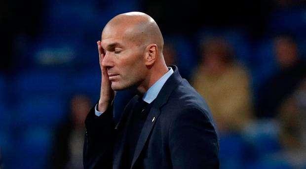 Zidane sẽ phải ra đi sau khi mùa giải năm nay kết thúc