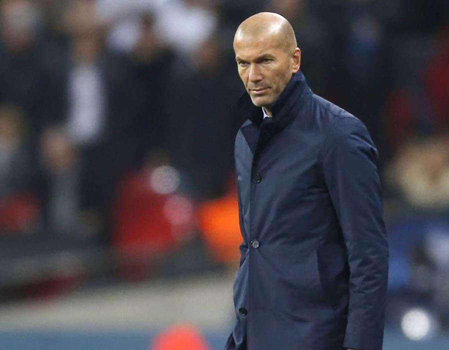 Nhiều khả năng Zidane sẽ phải ra đi sau mùa giải năm nay