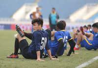 Các tuyển thủ U23 ViệtNamđá V-League: Sức hút và sức ép