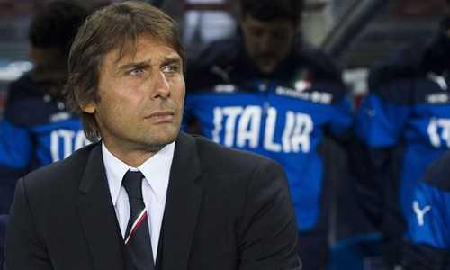 Conte muốn được quay về với tuyển Italy