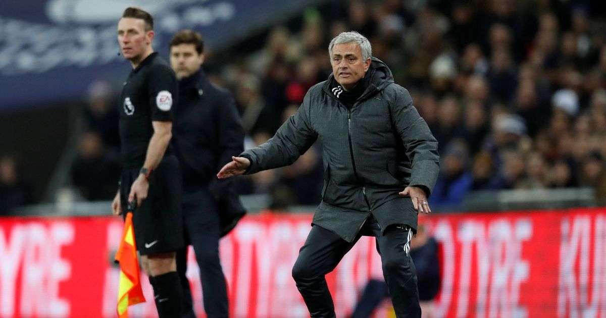 Nỗi thất vọng của Jose Mourinho