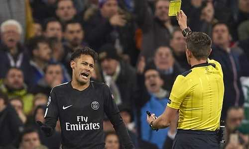Michael Owen: 'Neymar xứng đáng bị truất quyền thi đấu'