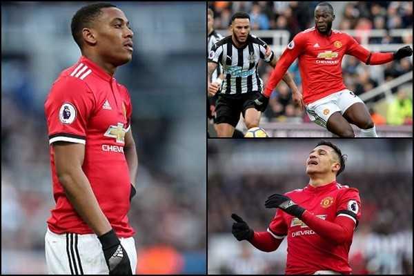 5 nguyên nhân chính khiến MU thất bại cay đắng trước Newcastle