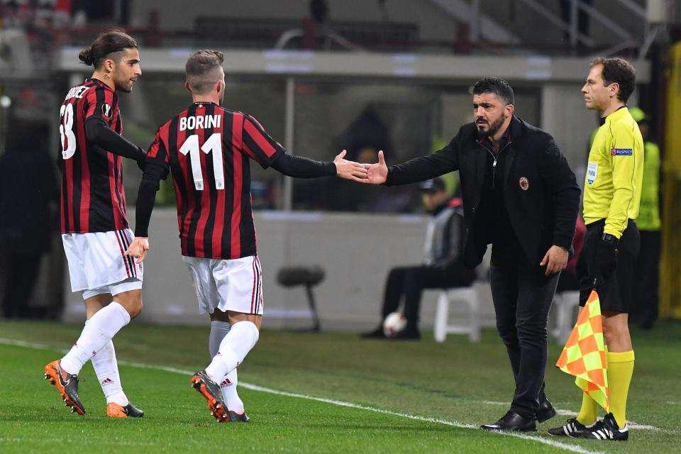 AC Milan đang hồi sinh mạnh mẽ dưới thời Gennaro Gattuso