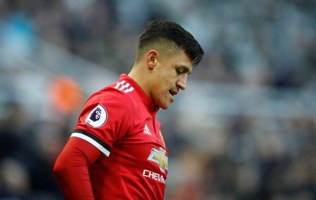 Sanchez để mất bóng rất nhiều trong những trận vừa qua